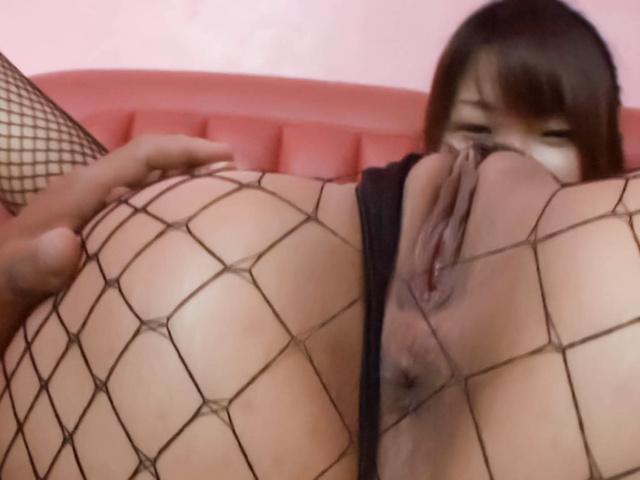 星優乃 - 高速指マンでイクイク潮吹き!紅音まい - Picture 12