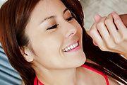 Rosa Kawashima - Rosa Kawashima's asian blowjob leads to a fuck and a creampie - Picture 8