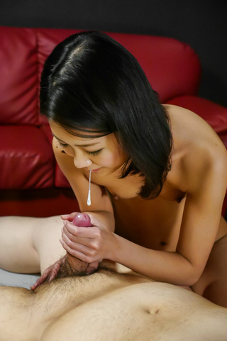 Kyoka Sono - Amateur Asian cock riding scene with steamy Kyoka Sono  - Picture 1