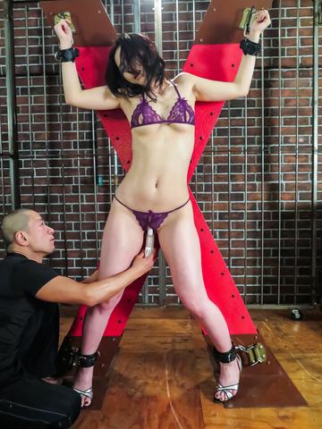 Sera Ichijo - Asian maturbate during hot Japanese porn encounter - Picture 11