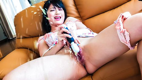 Asian amateur solo scenes with Reo Saionji