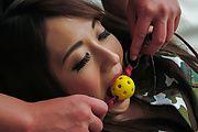 Reon Otowa - 日本奴役色情场面与 Reon 音羽 - 图片 2