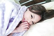 Misaki Yoshimura - Misaki Yoshimura gets pumped in a rough Asian threesome  - Picture 2