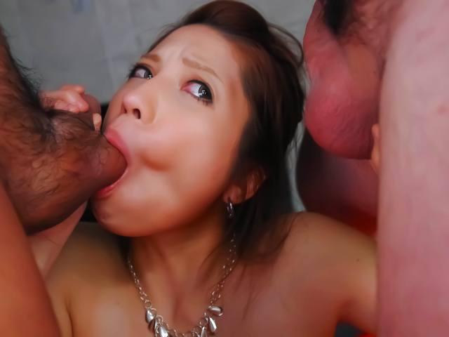 Tsubasa Aihara − Tsubasa Aihara has vagina penetrated − Picture 11