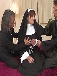 Hitomi Kanou - 与冒烟热狂欢 acition ' 瞳加纳 - Screenshot 5