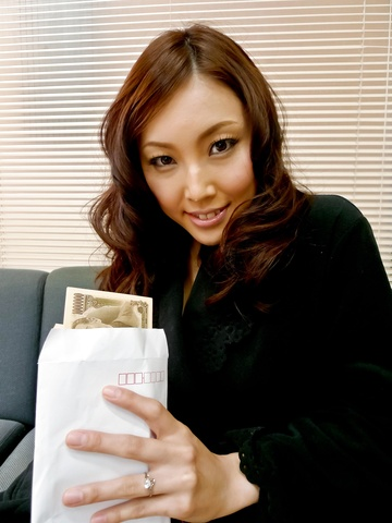 Nozomi Mashiro - Pussy & asshole fun with Mashiro Nozomi double penetrated - Picture 6