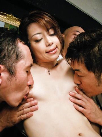 Maki Hojo - 日本辣妹北条 Maki 人处理 - 图片 3