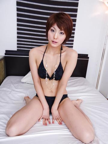 Saori - 沙织吮迪克时是在阴户上舔了舔 - 图片 1