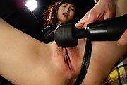 Megumi Shino - Horny Megumi Shino's Teen Holes Fucked With Sex Toys - Picture 5