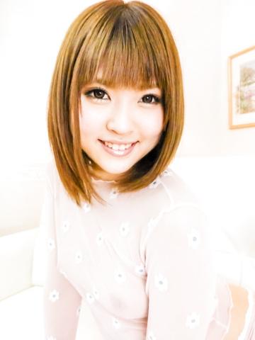 Yuri Hyuga - Yuri Hyugauses Japanese dildo over her holes - Picture 2