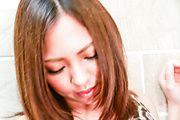 Hikari - 光之大奶子宝贝喜欢上她的屄亚洲假阳具 - 图片 11