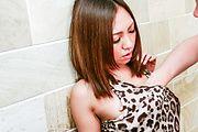 Hikari - 光之大奶子宝贝喜欢上她的屄亚洲假阳具 - 图片 5