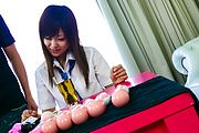 Miku Airi - Miku Airi fucked hard after a japan blowjob - Picture 1
