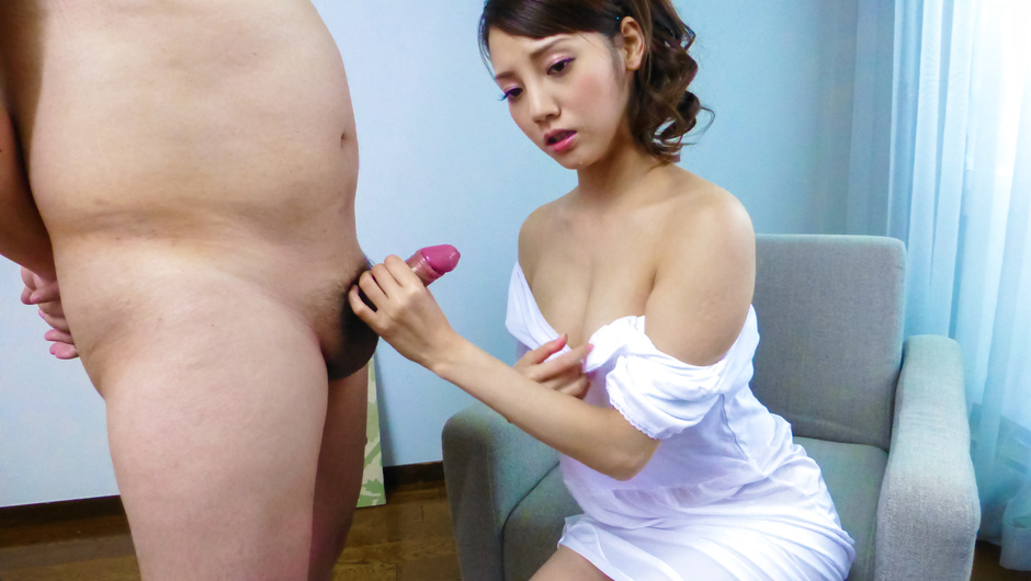 Phim Sex Hot Japanese blowjob with sexy Rei Mizuna