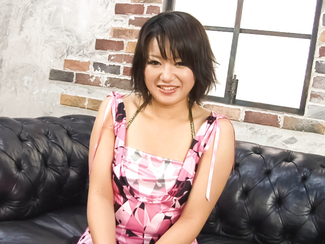 Haruka Uchiyama - Haruka Uchiyama tied has vibrator on cunt - Picture 8
