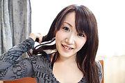 Shizuku Morino - 博美喂狗的风格和奶油的猫 - 图片 2