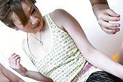 Yukina Momose - 抽水用细壶 Yukina 桃濑 - 图片 1