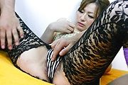 Yukina Momose - Yukina Momose with fine jugs is pumped hard - Picture 4