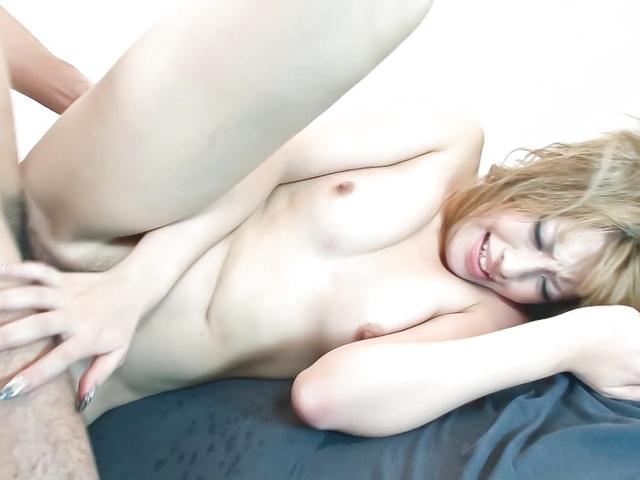 Hatsuka Kobayashi − Two cocks to please for the sex loving Hatsuka Kobayashi − Picture 12