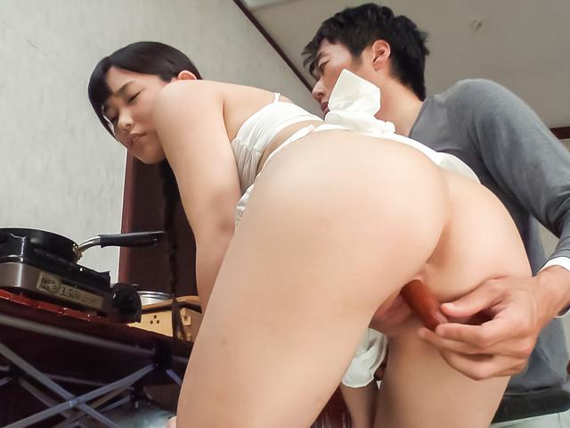 春日野結衣 - 生ハメ女優に大変身! 春日野結衣 - Picture 8