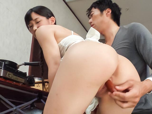 春日野結衣 - 生ハメ女優に大変身! 春日野結衣 - Picture 9