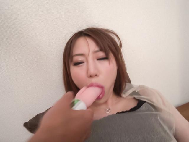 綾瀬なるみ - 変態音楽教師綾瀬なるみ~連続ブッカケ - Picture 8