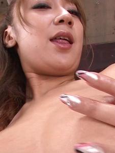 Ryo Akanishi - Masturbating hot asian amateur Ryo Akanishi - Screenshot 11