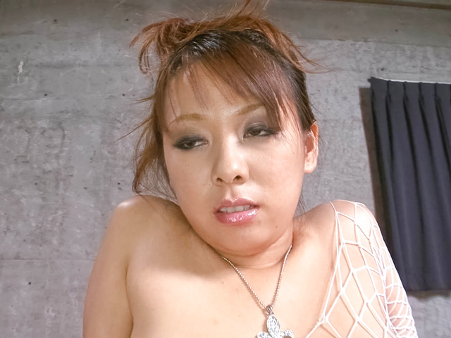 Asuka - Sexy and hot fuck babe Asuka getting her hairy pussy fondled and fucked - Picture 10