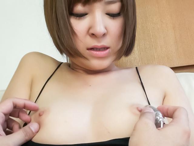 椎名ひかる - ブルルン生ハメガール~強制アクメ - Picture 2
