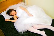 Miku Morimoto - Innocent looking Miku Morimoto get nasty with two horny guys - Picture 2