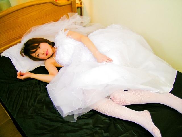森本みく - 結婚する前にアナルに入れさせて! - Picture 2