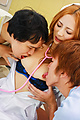 Shiori Ayase - Dirty Japanese group sex with horny Shiori Ayase  - Picture 6