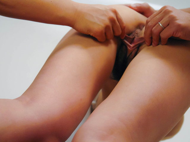 Arisa Aoyama - 热的阿里沙青山有毛缝好性交 - 图片 11