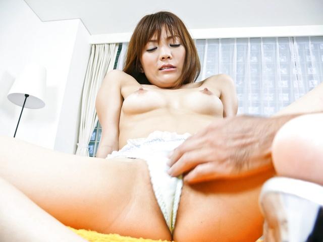 Nagisa Aiba - Best threesome with Nagisa Aiba stuffed full of cocks and toys - Picture 7