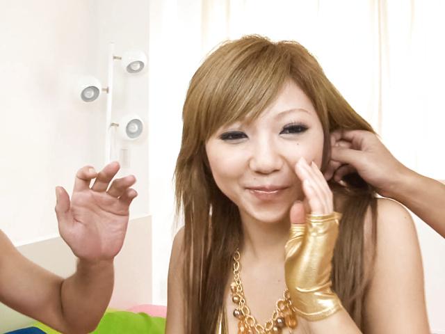 Hazuki Rui - 叶月锐抽水混蛋和狭缝 - 图片 2