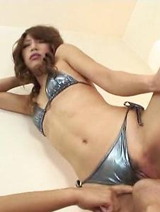 桜庭彩 - 必殺ツームストーン69に感激の涙! - Screenshot 3
