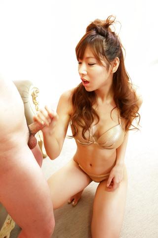 Serina Hayakawa - Japanese babe Hayakawa Serina tag teamed by two lucky dickheads - Picture 12