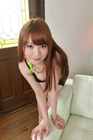 Maomi Nagasawa - 十几岁的毛长泽给日本口交和性交硬 - 图片 4