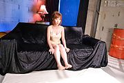 Sana Anzyu - A big asian dildo has the sexy Sana Anzyu cumming - Picture 4