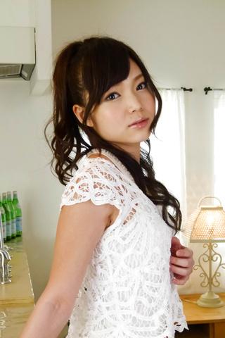 Megumi Shino - Megumi Shino with wet nooky sucks stiffy - Picture 2