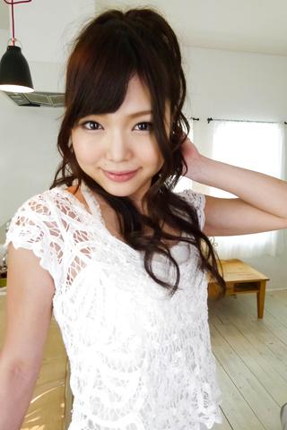 Megumi Shino - Megumi Shino with wet nooky sucks stiffy - Picture 6
