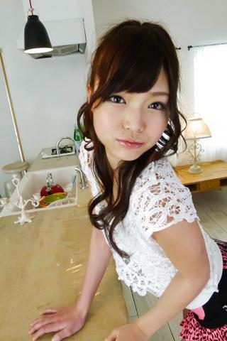 Megumi Shino - Megumi Shino with wet nooky sucks stiffy - Picture 9
