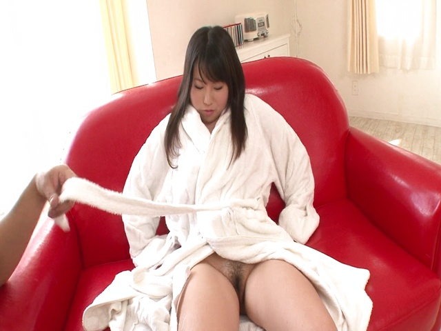 Jun Mamiya - Busty Jun Mamiya loves getting fucked by asian dildos - Picture 8