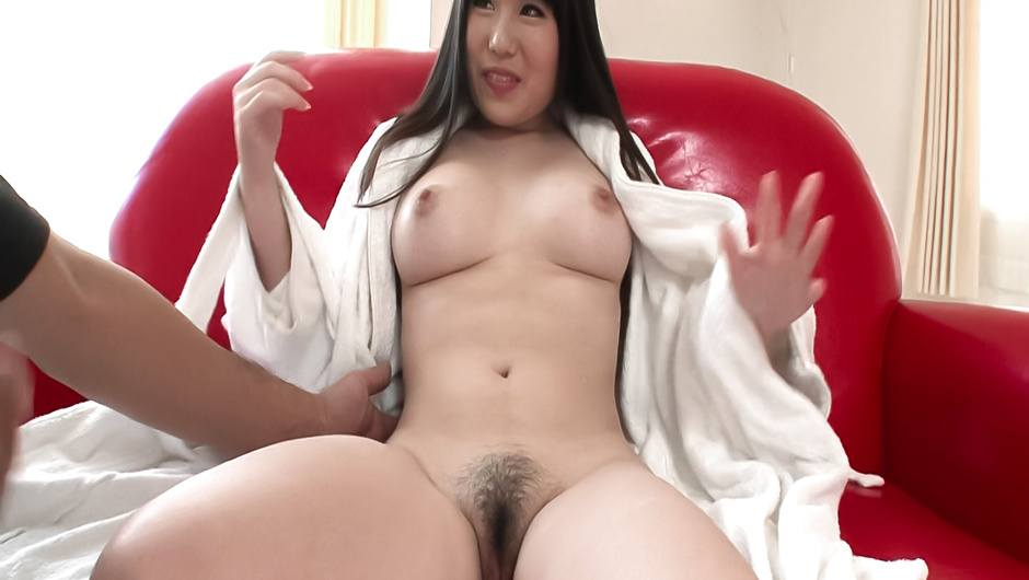 Phim Sex Busty Jun Mamiya loves getting fucked by asian dildos