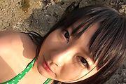 Megumi Haruka - Megumi Haruka bites balls and sucks dick - Picture 1