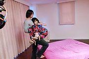 Megumi Shino - 角质青少年惠四野给亚洲口交和需要他妈的 - 图片 4