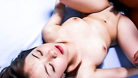 Japanese cutie with perky titties getting nasty with her hubby